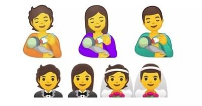 Revelan el listado de emojis que llegarán este año