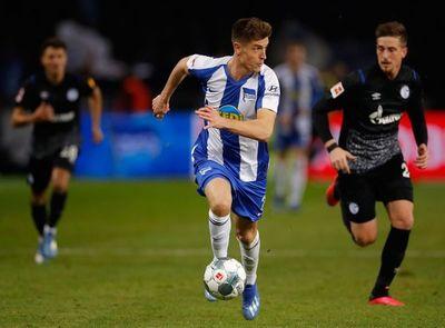 Piatek debuta con Hertha en empate sin goles