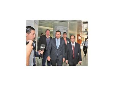 Ulises Quintana solicita su libertad con un hábeas corpus ante  la Corte
