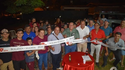 Segovia se afianza y recibe fuerte apoyo en los barrios