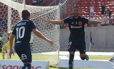 HOY / Ex Cerro Porteño se destaca en Chile con un poker de goles