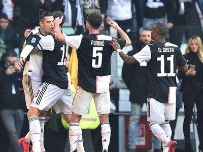 Cristiano iguala el récord de Trezeguet con la Juve