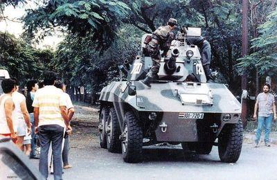 A 31 años del golpe, ni el gobierno ni los partidos recuerdan la gesta