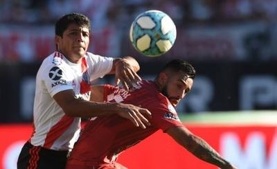 HOY / Rojas se luce en una nueva victoria de River Plate