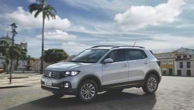 El T-Cross fue elegido mejor SUV de la región (y Grupo Volkswagen crece globalmente)