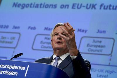 La UE y Reino Unido chocan sobre su futura relación comercial