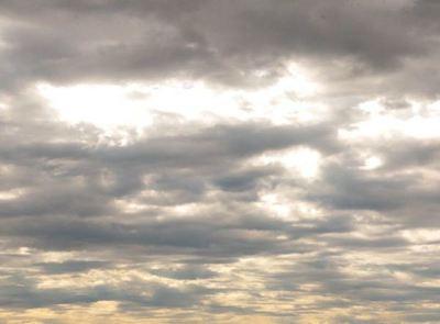 Inicio de mes con precipitaciones y temperaturas elevadas