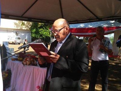Pionero pide que CDE vuelva a llamarse Presidente Stroessner