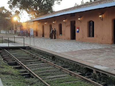 Inauguran mejoras en la estación ferroviaria de Luque y anuncian proyectos con capital privado