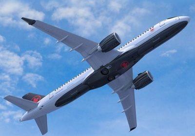 Avión con problemas en el tren de aterrizaje y motor busca descender