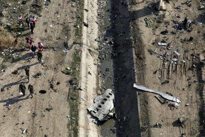 Ucrania: Grabación muestra que Irán sabía que derribó avión