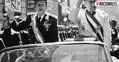 """A 31 años de la caída de Stroessner: """"Fue un golpe de estado militar sangriento"""""""
