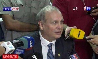 Jueza niega pedido de nulidad de imputación contra Mario Ferreiro