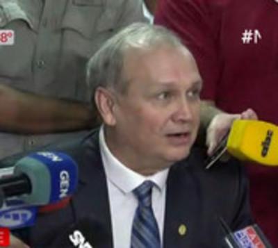Jueza dice no al pedido de nulidad de imputación contra Mario Ferreiro