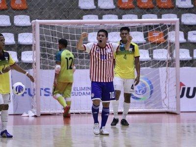 Paraguay se rehabilita
