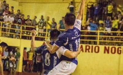 Heróica victoria franqueña, goleadas de Paranaense y San Alberto