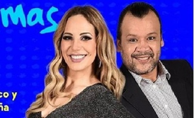 Gustavo Cabaña y Clara Franco conducirán juntos un programa radial