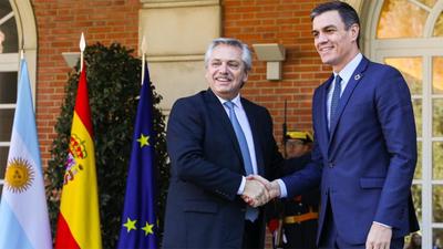 España apoya a la renegociación de deuda argentina