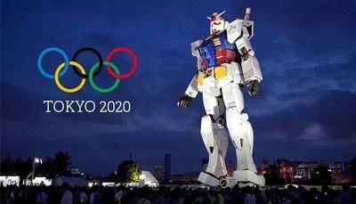 Un robot gigante paseará por las calles de Tokio y será la sensación en los Juegos Olímpicos 2020