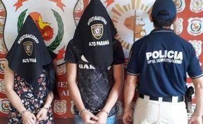 Presunto autor de asalto a farmacia quedó detenido
