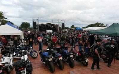 Encuentro internacional de motociclistas será este fin de semana en CDE