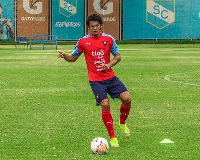 'Esperamos sacar un buen resultado', afirma Haedo Valdez