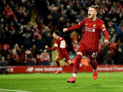 El Liverpool se impone al boicot de Klopp y pasa de ronda
