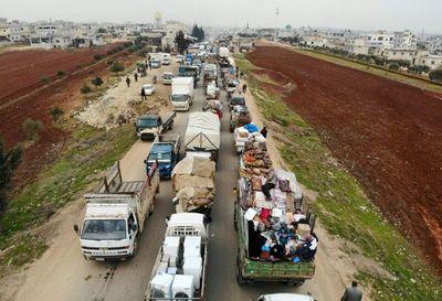 Medio millón de desplazados por la violencia en Siria en 2 meses