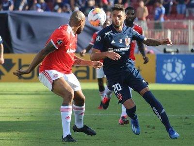 U de Chile e Internacional empatan en su estreno en la Libertadores