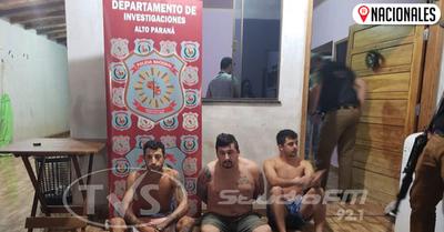 Capitán Bado: Detienen a un líder narcotraficante brasileño