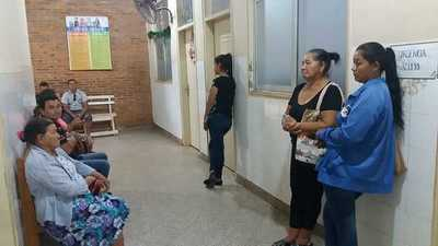 Habilitan consultorio para cuadros febriles en el Hospital regional de Concepción