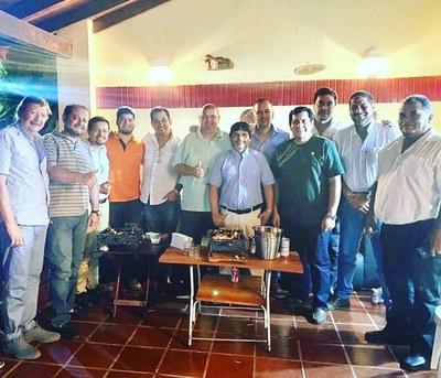 Le preocupa a Martín Arévalo la creciente popularidad de Nenecho