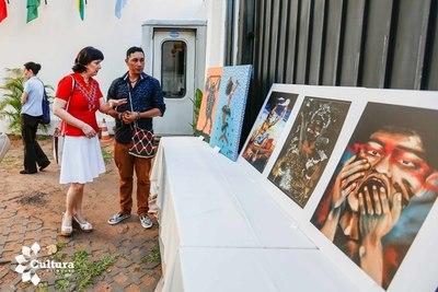 Programan exposición itinerante del arte Yshyr a nivel nacional e internacional