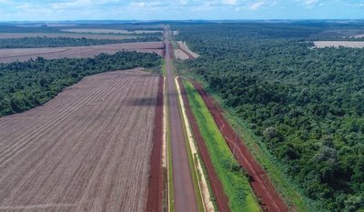 Corredor de Exportación beneficiará a 120 mil pobladores de A. Paraná e Itapúa