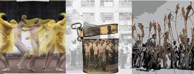 """""""Arte para lo político"""" abre en el Citibank"""