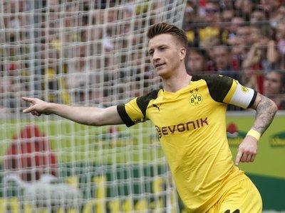 Baja sensible para el Dortmund de cara al juego ante el PSG