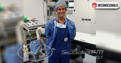 Terminó el secundario a los 34 y ahora es médica en Alemania