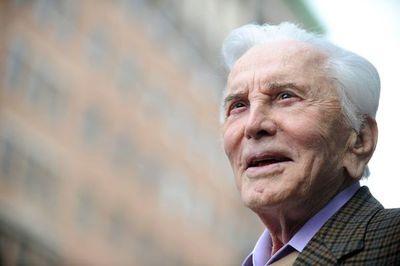 Kirk Douglas, la leyenda del cine, murió a los 103 años