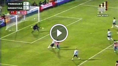 Pasaron 7 años del golazo de Haedo a la Argentina (VÍDEO)
