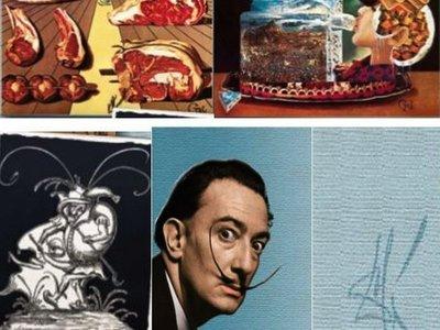 El genio Dalí, presente en Paraguay con sus grabados