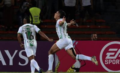 HOY / Atlético Nacional aplasta a un apagado Huracán
