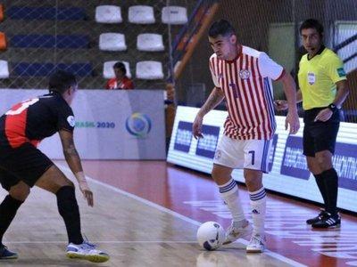 Paraguay goleó a Perú