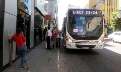 """""""Regulada"""" de Línea 23/24"""
