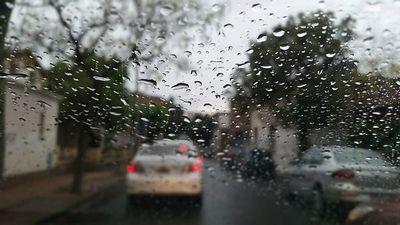 Ambiente caluroso, húmedo y lluvioso