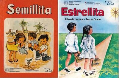 Lanzan hoy ediciones limitadas de los libros de lectura Semillita y Estrellita