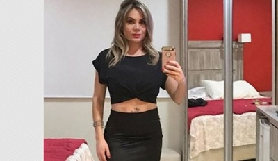 Dahiana Bresanovich contó que Junior Rodríguez no puede sacarse fotos junto a ella