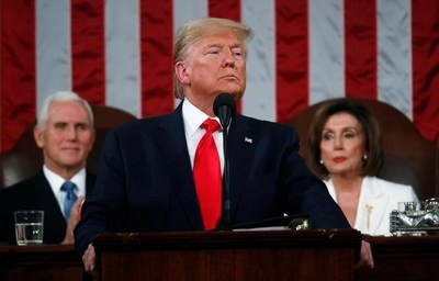 Estados Unidos: Senado absuelve a Trump de los cargos en su contra en el juicio político