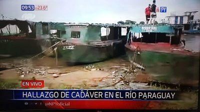 Tras ronda de tragos, muere ahogada en el río Paraguay