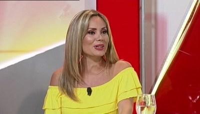 "Dahiana Bresanovich: ""Mi piscina ya está ocupada"""