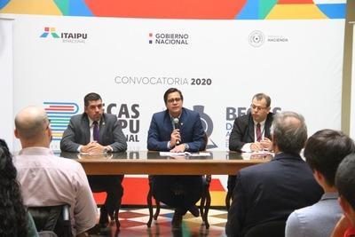 Becal e Itaipu fortalecen programa de becas con 2.000 plazas universitarias